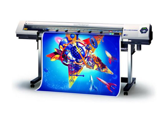 Poster size photo printing